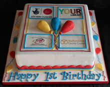 Staffordshire Corporate Cakes
