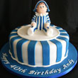 Andy Pandy Cake
