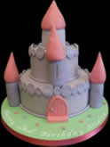Fairy Tale Castle Small Cake