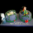 Wizard & Witch Cake