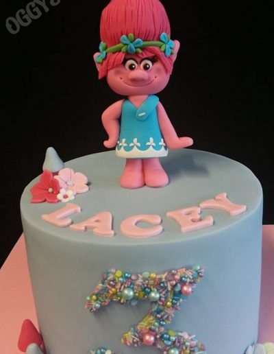 Lacey's Cake Topper