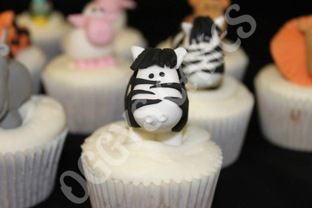 Noahs Ark Cupcakes
