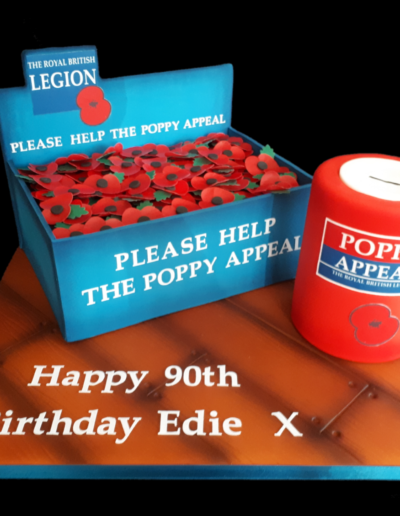 Royal British Legion Cake