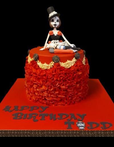 Todd Whites Birthday