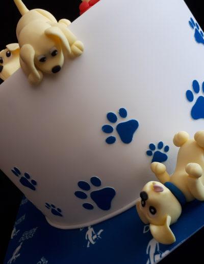 Labrador Cake Topper