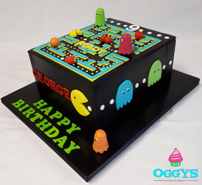 Strange Childrens Celebration Cakes Oggys Cakes Lichfield Funny Birthday Cards Online Alyptdamsfinfo